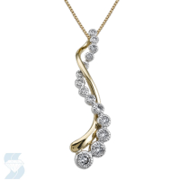 4887 0.25 Ctw Fashion Pendant