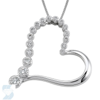 04889 0.25 Ctw Fashion Pendant