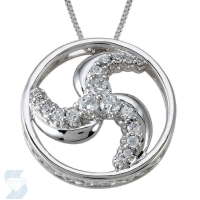 4911 0.24 Ctw Fashion Pendant