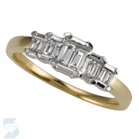04918 0.34 Ctw Bridal Engagement Ring