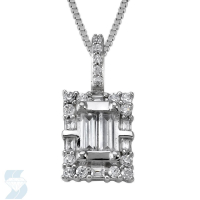 4922 0.44 Ctw Fashion Pendant