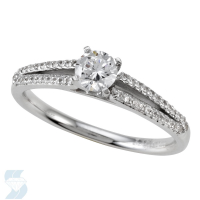 4927 0.53 Ctw Bridal Engagement Ring