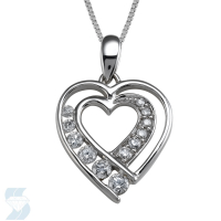 04938 0.25 Ctw Fashion Pendant