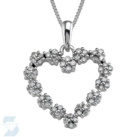 04940 0.22 Ctw Fashion Pendant