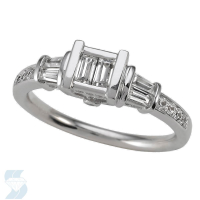 4943 0.46 Ctw Bridal Engagement Ring