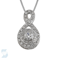 4953 0.25 Ctw Fashion Pendant