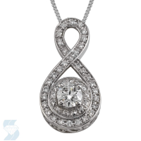 4954 0.49 Ctw Fashion Pendant