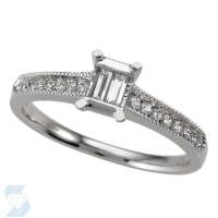 04960 0.23 Ctw Bridal Engagement Ring