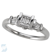 04962 0.37 Ctw Bridal Engagement Ring