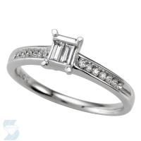 4963 0.23 Ctw Bridal Engagement Ring