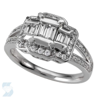 4967 0.59 Ctw Bridal Engagement Ring
