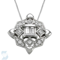 4997 0.24 Ctw Fashion Pendant