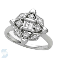 04998 0.24 Ctw Fashion Fashion Ring