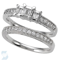 05005 0.51 Ctw Bridal Bridal Set