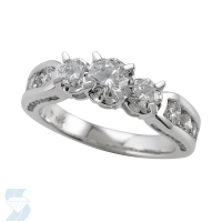 05007 1.51 Ctw Bridal Engagement Ring