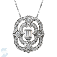 5019 0.43 Ctw Fashion Pendant