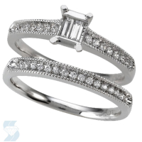 05034 0.33 Ctw Bridal Engagement Ring