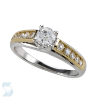 5060 0.66 Ctw Bridal Engagement Ring