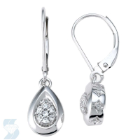 05063 0.16 Ctw Fashion Earring