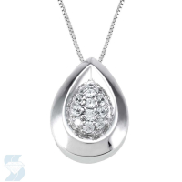 5064 0.10 Ctw Fashion Pendant
