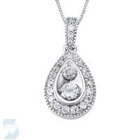 5066 0.28 Ctw Fashion Pendant