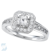 05067 1.05 Ctw Bridal Engagement Ring