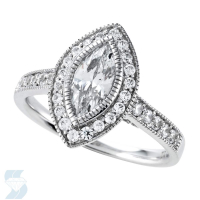 05076 1.31 Ctw Bridal Engagement Ring