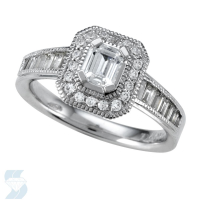 05079 1.03 Ctw Bridal Engagement Ring
