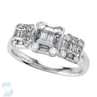 05080 0.55 Ctw Bridal Engagement Ring