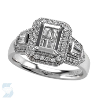 5094 0.51 Ctw Bridal Engagement Ring