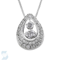 05097 0.37 Ctw Fashion Pendant