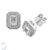 05099 0.29 Ctw Fashion Earring