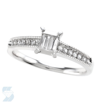 5101 0.23 Ctw Bridal Engagement Ring