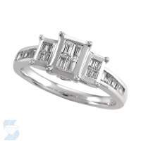 5105 0.43 Ctw Bridal Engagement Ring
