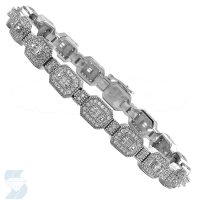 05112 1.72 Ctw Fashion Bracelet Link