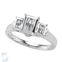 5122 0.25 Ctw Bridal Engagement Ring