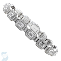 5126 2.46 Ctw Fashion Bracelet Link