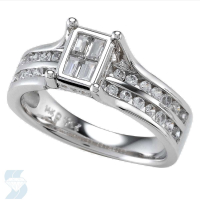5127 0.71 Ctw Bridal Engagement Ring