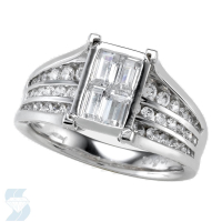 5128 1.27 Ctw Bridal Engagement Ring