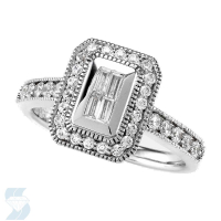5131 0.62 Ctw Bridal Engagement Ring