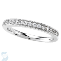5136 0.23 Ctw Bridal Band