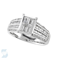 5139 0.99 Ctw Bridal Engagement Ring