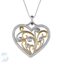 05147 0.33 Ctw Fashion Pendant