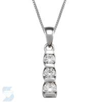 05156 0.49 Ctw Fashion Pendant