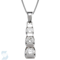 05157 0.98 Ctw Fashion Pendant