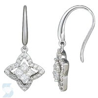 5163 0.75 Ctw Fashion Earring