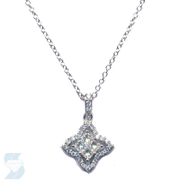 5166 0.63 Ctw Fashion Pendant