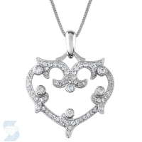5196 0.37 Ctw Fashion Pendant