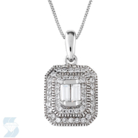 05198 0.34 Ctw Fashion Pendant