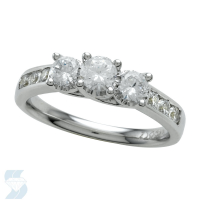 05251 1.04 Ctw Bridal Engagement Ring